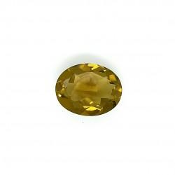 Olive Quartz 6.64 Ct Best Quality