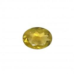 Olive Quartz 5.76 Ct Good Quality