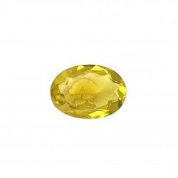 Olive Quartz 6.69 Ct Best Quality