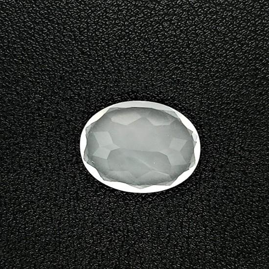 Ice Quartz 9.83 Ct Good Quality