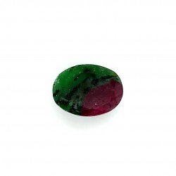 Ruby Zoisite 8.67 Ct Certified