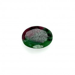 Ruby Zoisite 6.65 Ct Lab Tested