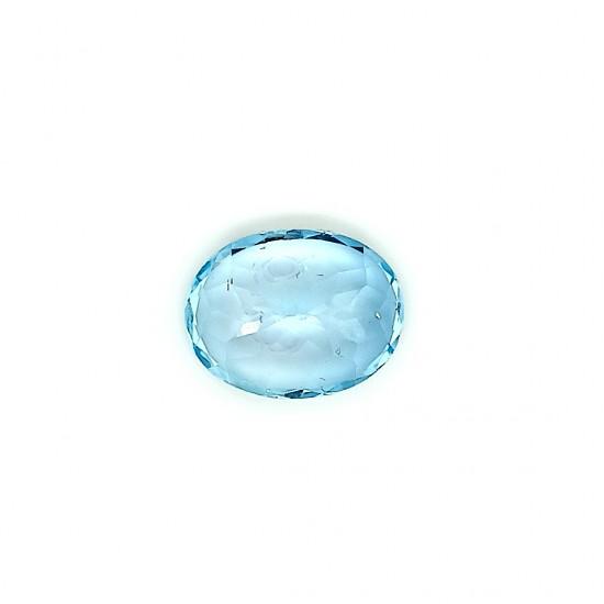 Blue Topaz 12.82 Ct Lab Tested