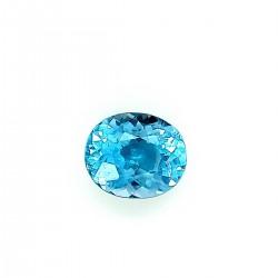 Blue Topaz 9.68 Ct Certified