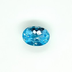 Blue Topaz 8.72 Ct Good Quality