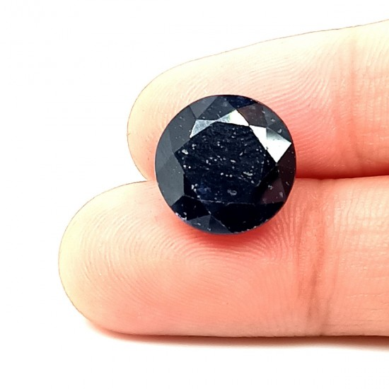 Blue Sapphire Thailand 9.72 Ct Gem Quality