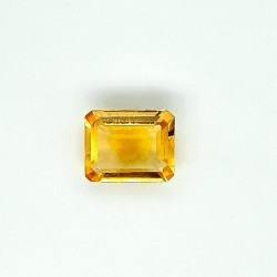 Citrine (Sunela) 4.36 Ct Good Quality