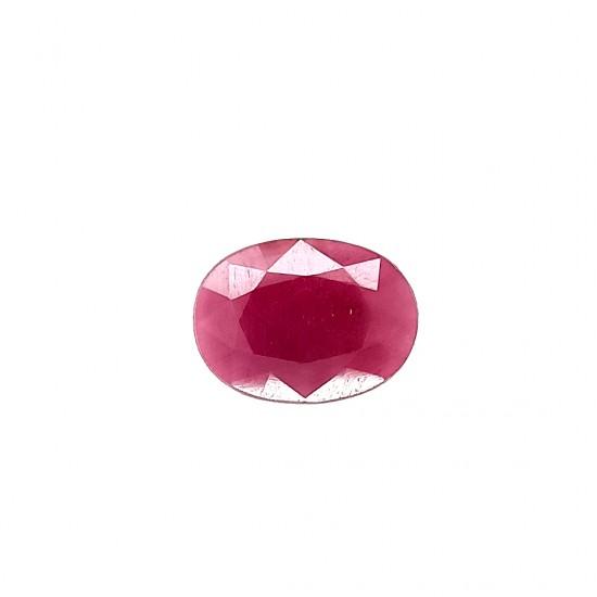 African Ruby (Manik) 11.39 Ct Gem Quality