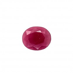 African Ruby (Manik) 8.61 Ct Lab Tested