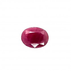 African Ruby (Manik) 7.4 Ct Lab Tested