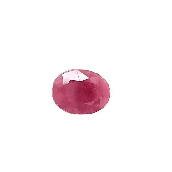 African Ruby (Manik) 6.29 Ct Gem Quality
