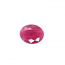 African Ruby (Manik) 7.09 Ct Lab Tested