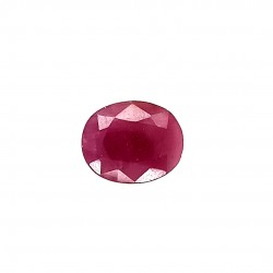 African Ruby (Manik) 6.97 Ct Best Quality