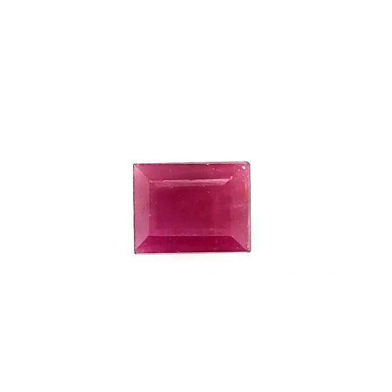 African Ruby (Manik) 6.84 Ct Certified