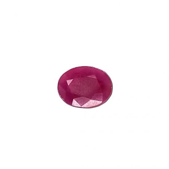 African Ruby (Manik) 5.04 Ct Good Quality