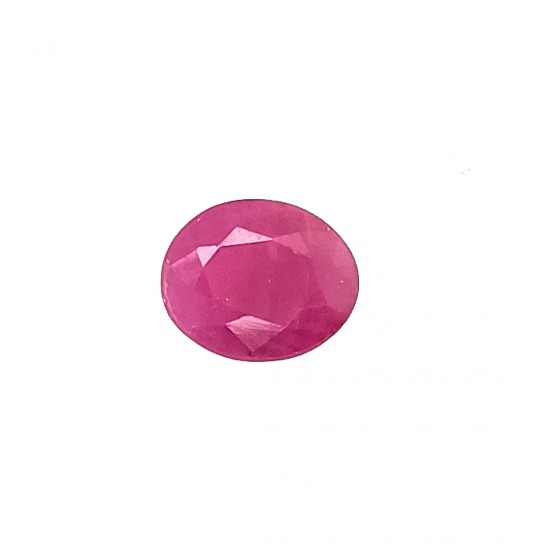 African Ruby (Manik) 4.12 Ct Lab Tested