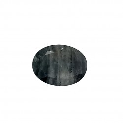 Bio Black Quartz 10.53 Ct Certified
