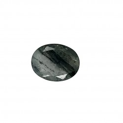 Bio Black Quartz 7.94 Ct Good Quality