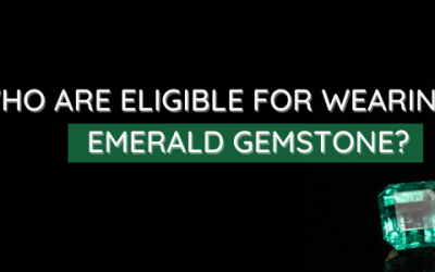 Who are eligible for wearing the Emerald gemstone?