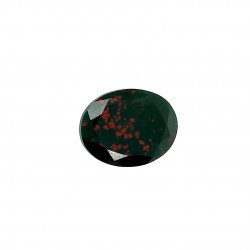 Blood Stone 7.62 Ct Certified