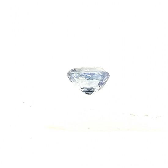 Blue Sapphire (Neelam) 3.09 Ct Good quality