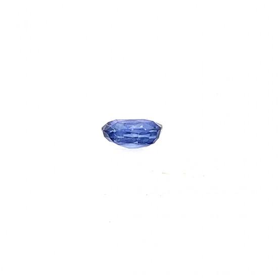 Blue Sapphire (Neelam) 3.64 Ct Certified