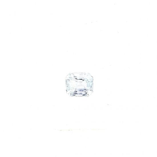 Blue Sapphire (Neelam) 5.07 Ct Good quality