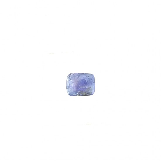 Blue Sapphire (Neelam) 4.81 Ct Certified