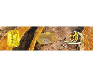Yellow Sapphire Pukhraj