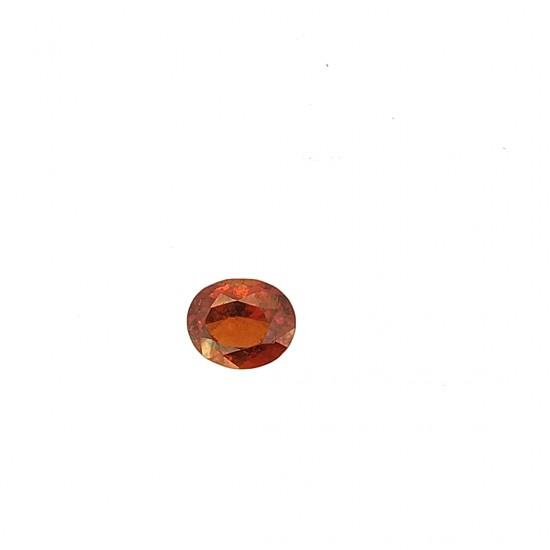 Hessonite (Gomed) 4.69 Ct gem quality
