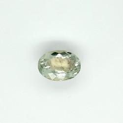 Green Amethyst 5.89 Ct Gem Quality