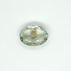 Green Amethyst 7.66 Ct Good Quality