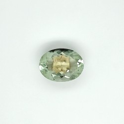 Green Amethyst 6.87 Ct Gem Quality