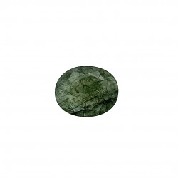 Green Rotile 7.06 Ct Certified