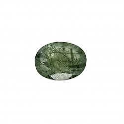 Green Rotile 5.55 Ct Certified