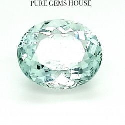 Aquamarine 4.58 Ct Lab Certified