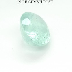Aquamarine 4.89 Ct Certified