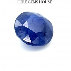 Blue Sapphire (Neelam) 3.12 Ct Best Quality