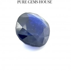 Blue Sapphire (Neelam) 4.98 Ct Natural