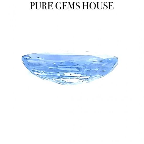 Blue Sapphire (Neelam) 2.37 Ct Lab Tested