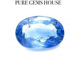 Blue Sapphire (Neelam) 4.03 Ct