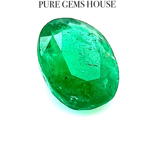 Emerald (Panna) 3.66 Ct Certified