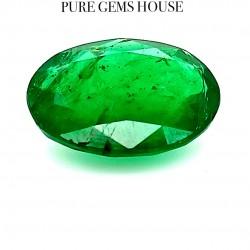 Emerald (Panna) 3.89 Ct Lab Certified