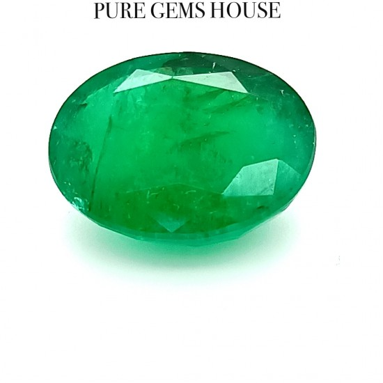 Emerald (Panna) 10.46 Ct Lab Certified