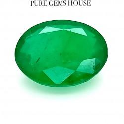 Emerald (Panna) 3.89 Ct Good quality