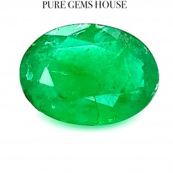 Emerald (Panna) 3.49 Ct Good quality