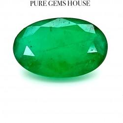 Emerald (Panna) 4.2 Ct Lab Certified