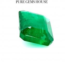 Emerald (Panna) 4.02 Ct Certified
