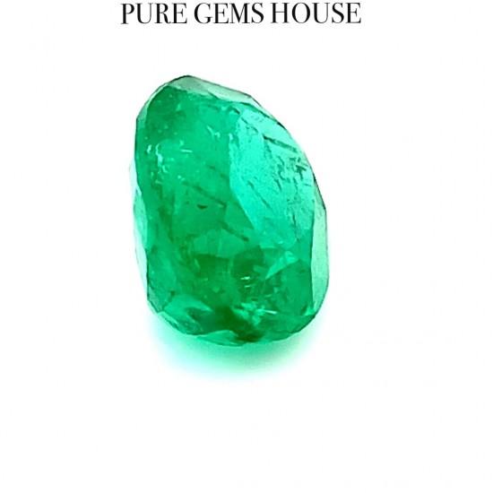Emerald (Panna) 2.96 Ct Lab Certified