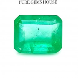 Emerald (Panna) 2.74 Ct Lab Certified